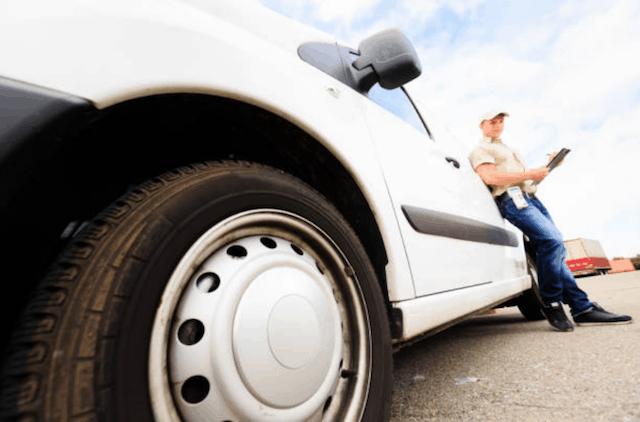 appliance repair service van in newton ma